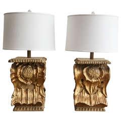 19th Century Italian Venetian Lamps