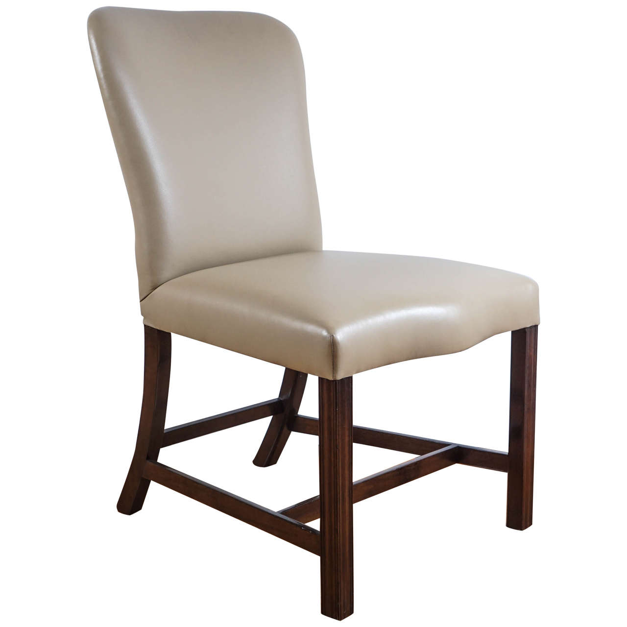 Rose Tarlow Chippendale Side Chairs For