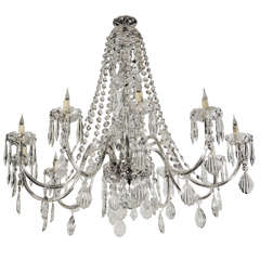 Spectacular Crystal Chandelier