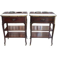Pair of 19th Century French Refraishissoir