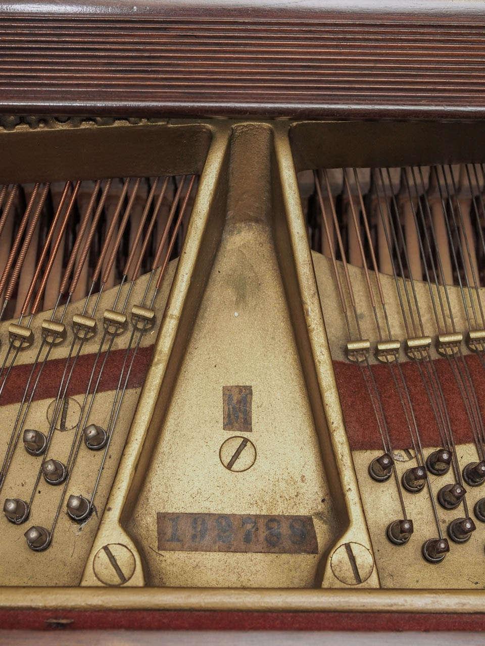 Steinway Model M Grand Piano 1918 5