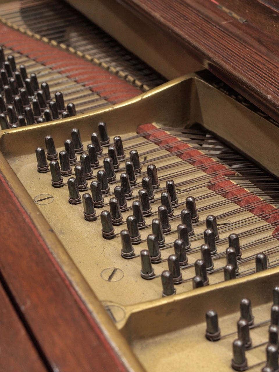 Steinway Model M Grand Piano 1918 7