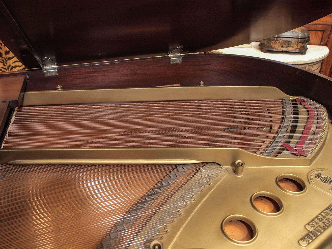 Steinway Model M Grand Piano 1918 9