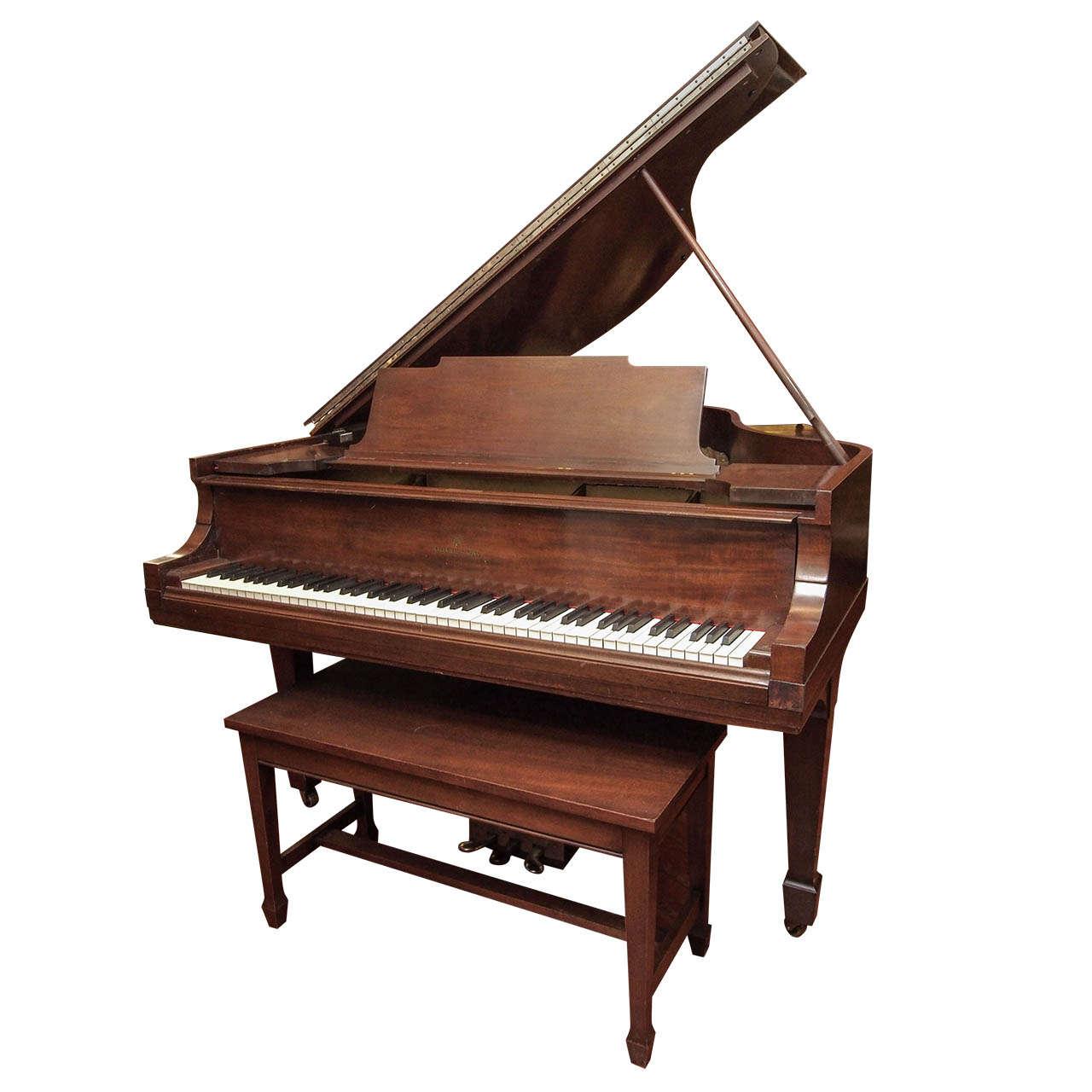 Steinway Model M Grand Piano 1918 1