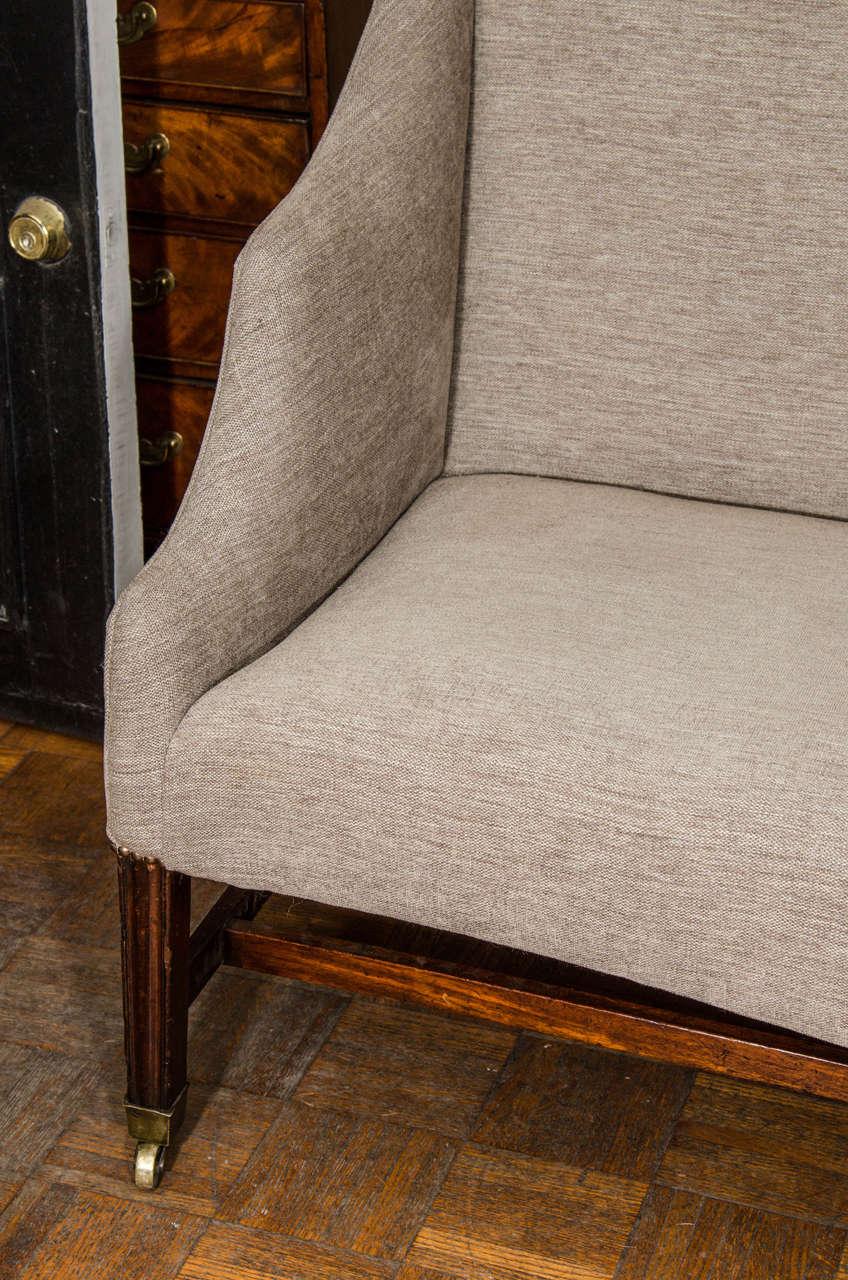 19th Century Hepplewhite Sofa For Sale 1