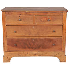 Country 4-Drawer Chest