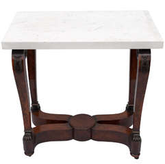 Early 19th Century French Empire Centre Table