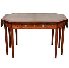 Antique George III Writing Table