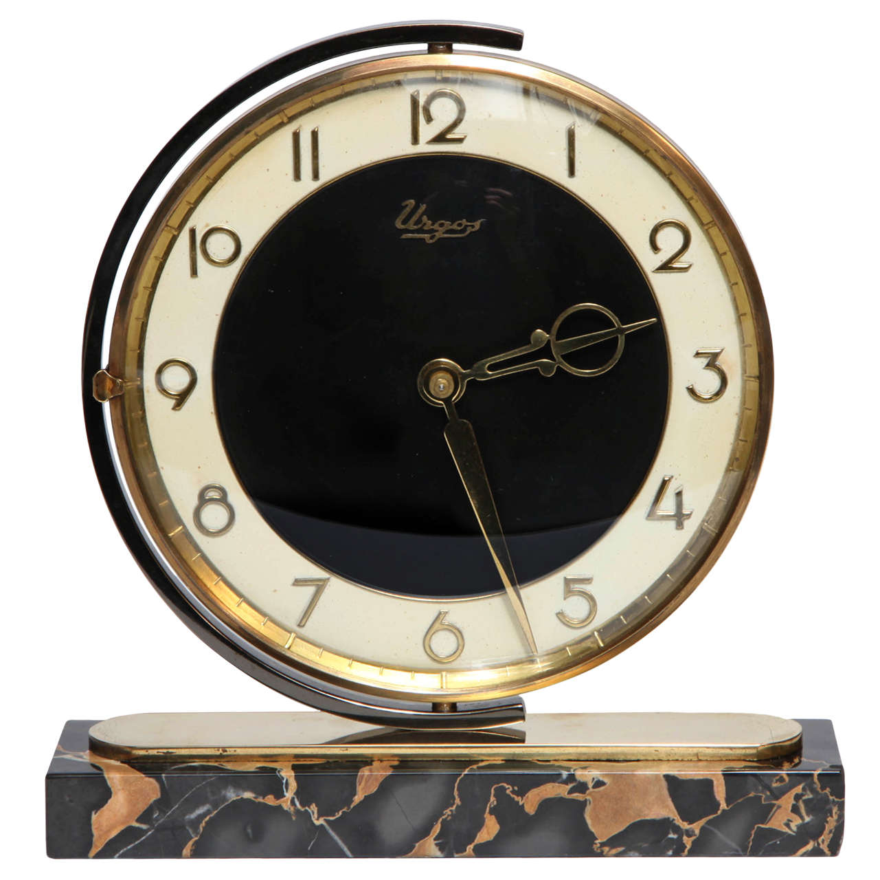 art deco design clocks
