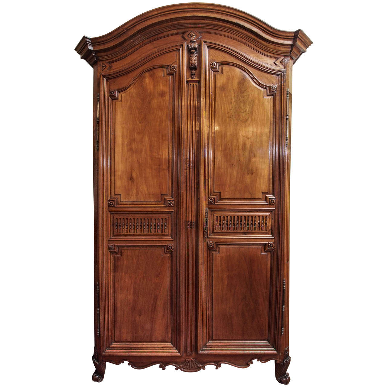fine period louis xvi armoire at 1stdibs. Black Bedroom Furniture Sets. Home Design Ideas
