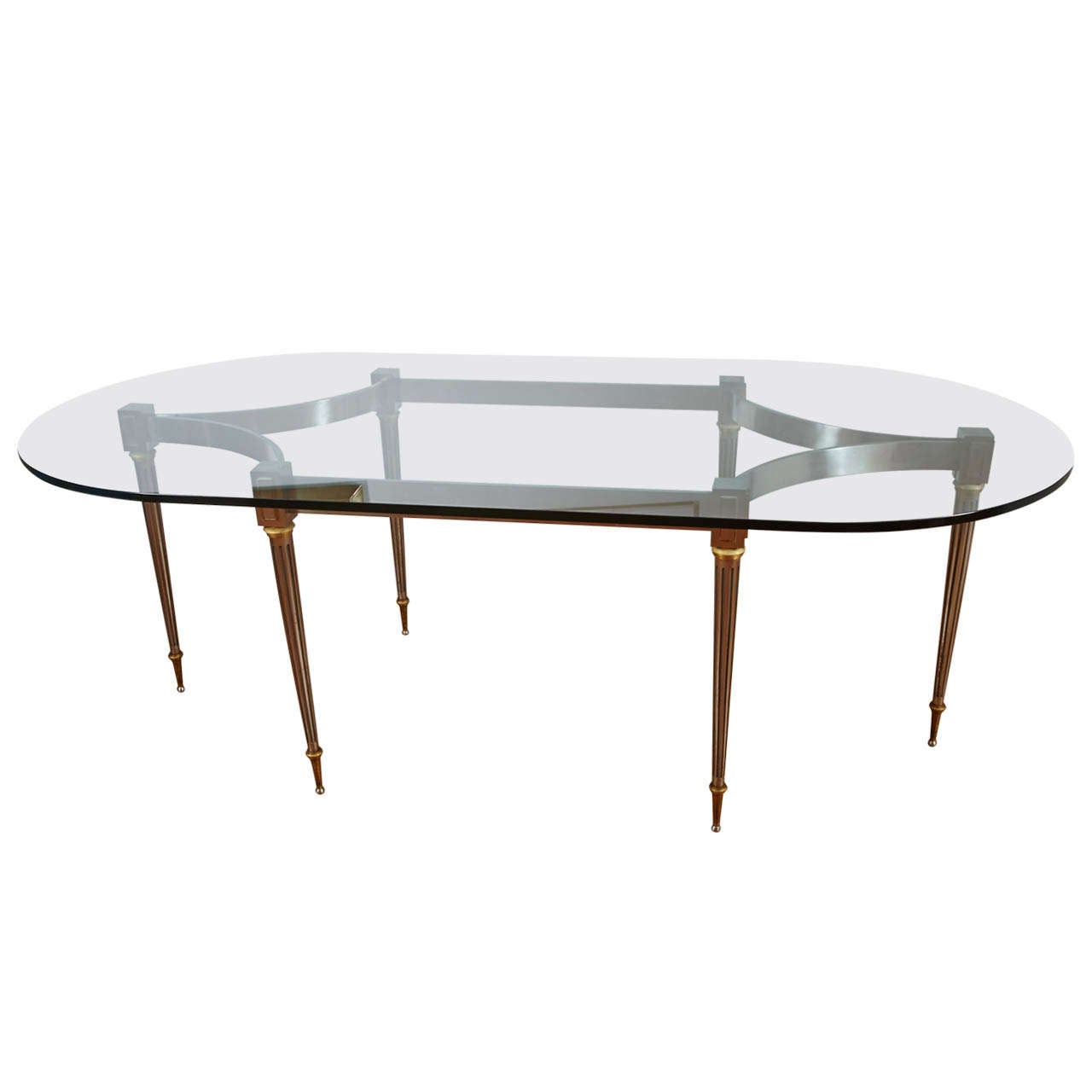 Dining Room Table By Santangelo France 1970 At 1stdibs