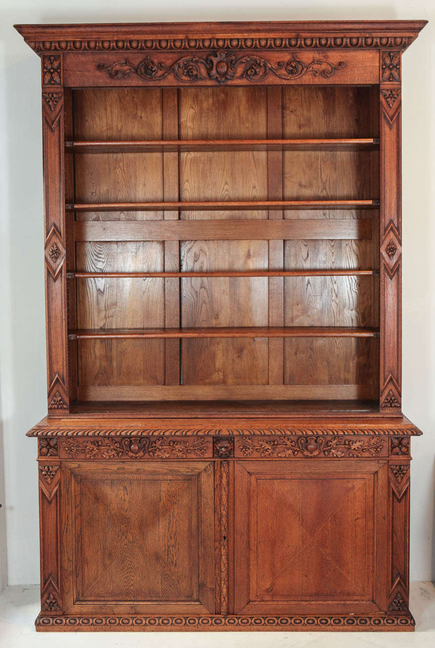 Large Scale Victorian Cabinet and Hutch 2