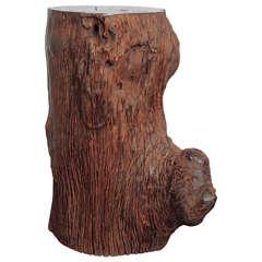Organic Ironwood Tree Trunk