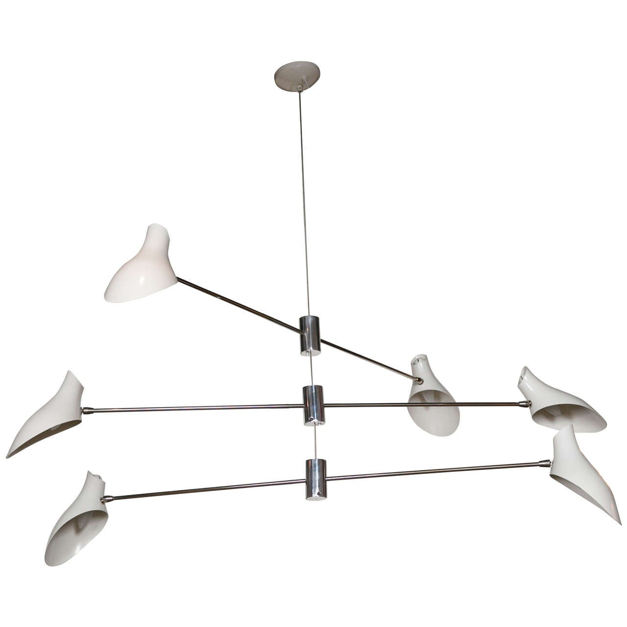 Mobile Chandelier By David Weeks For