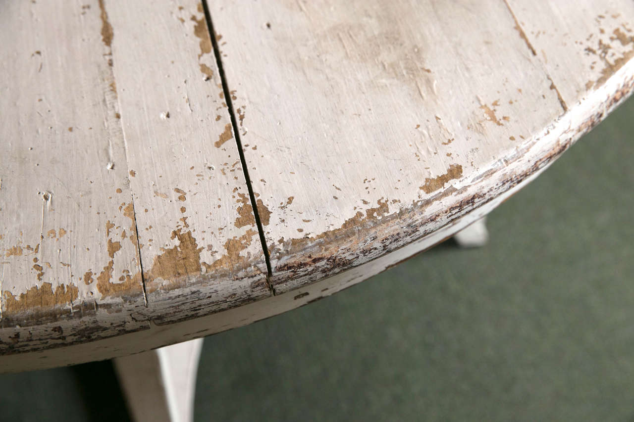 Swedish Gustavian Centre Table For Sale