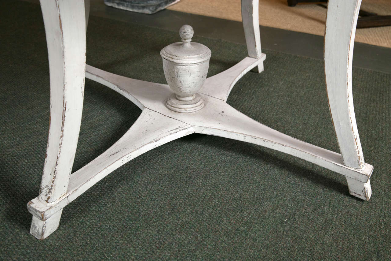 Gustavian Centre Table For Sale 1