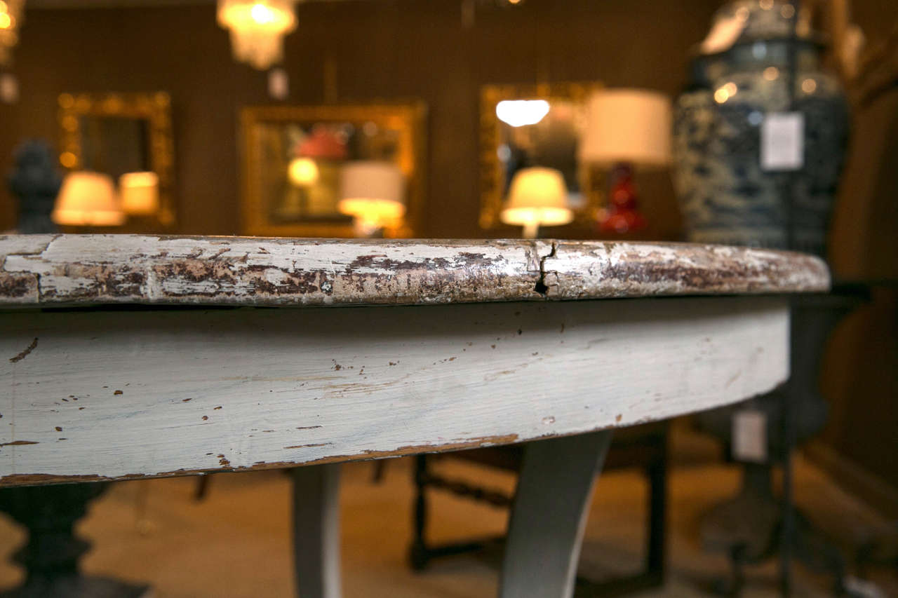 Gustavian Centre Table For Sale 2
