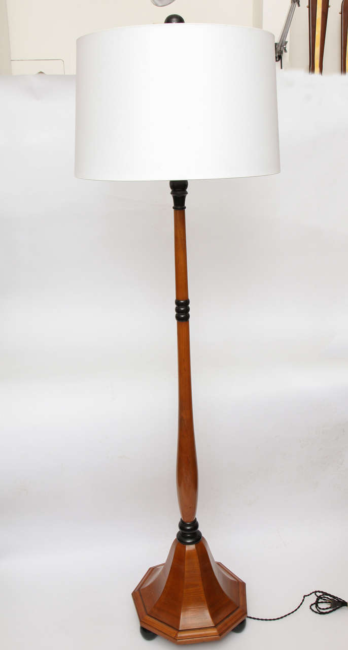 1920s biedermeier floor lamp for sale at 1stdibs for 1920 floor lamp