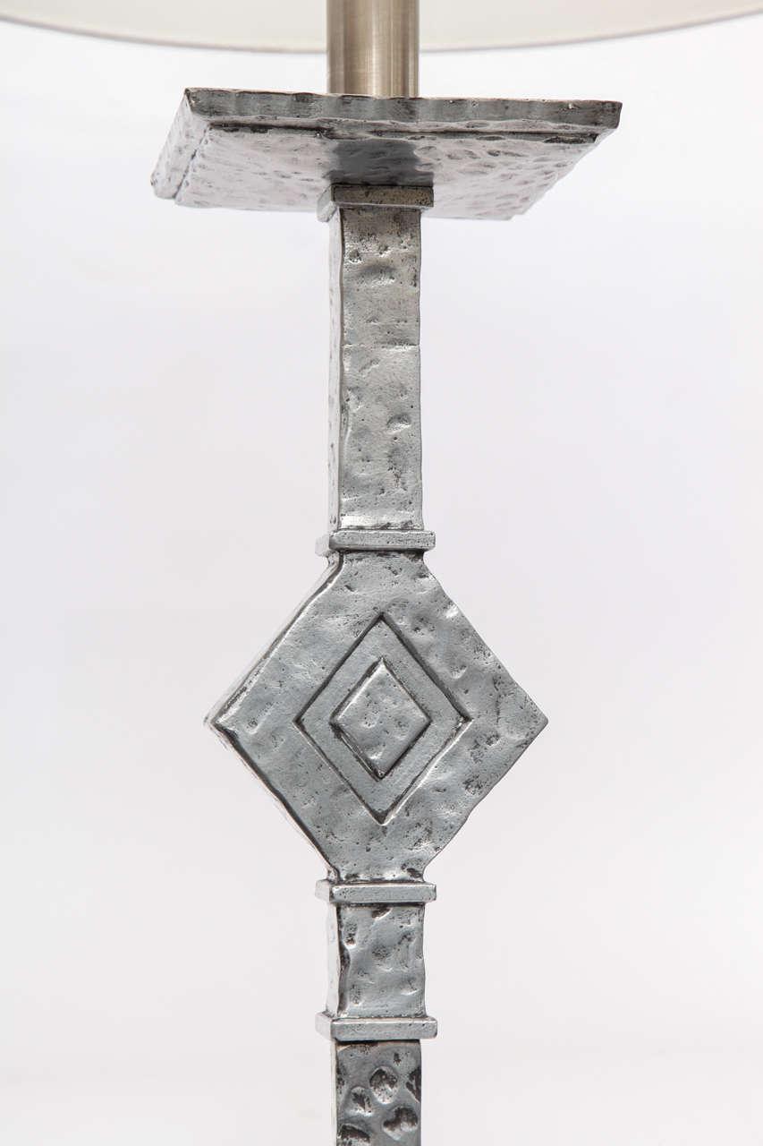 1930s Modernist Floor Lamp For Sale 2