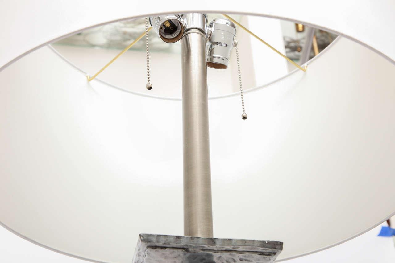 1930s Modernist Floor Lamp For Sale 3