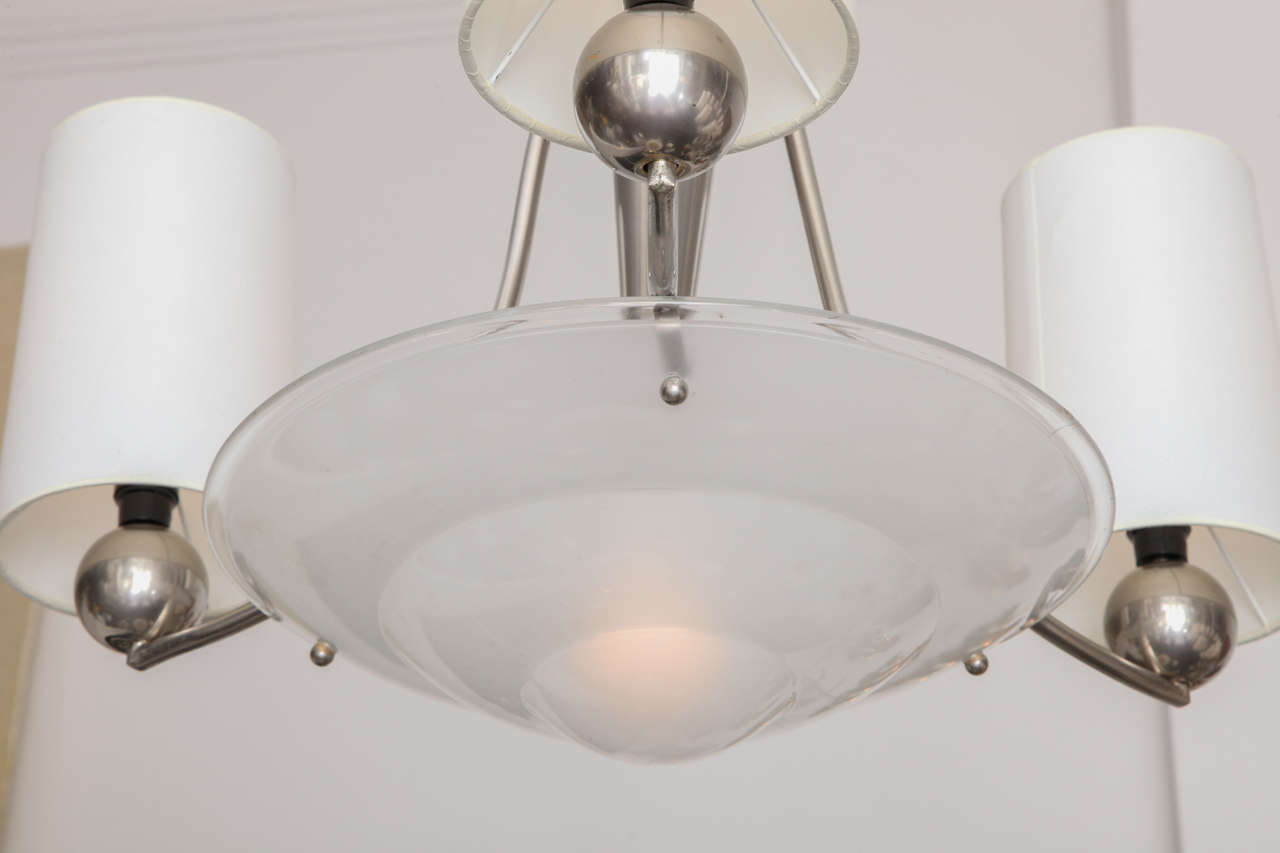 1920s modernist german art deco ceiling fixture for sale at 1stdibs