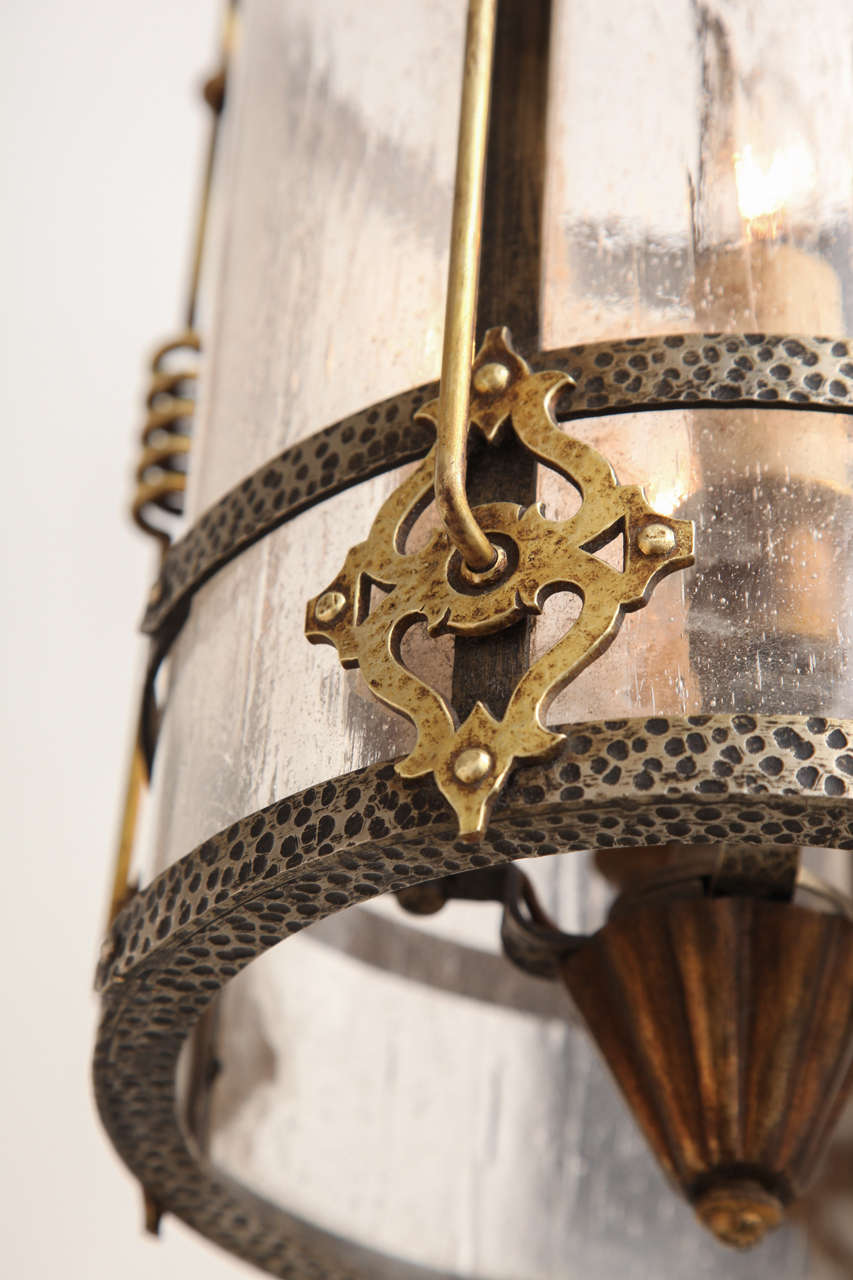 Early 1920s Art Deco Ceiling Fixture At 1stdibs