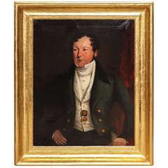 Early 19th Century Irish Portrait