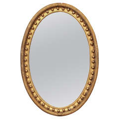 19th Century English Mirror