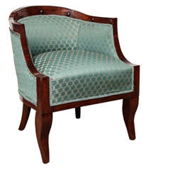 Early - 19th Century Viennese Armchair