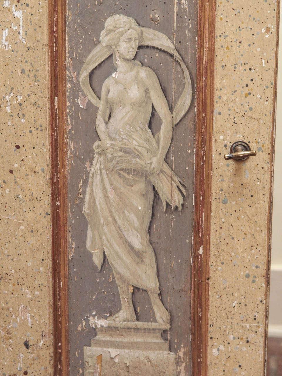Pair of 19th Century Italian Plinths For Sale 1