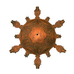 Louis Sullivan Medallion