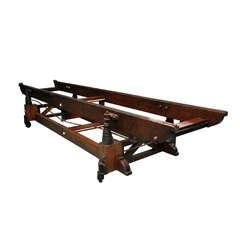 American Oak Camera Base / Table