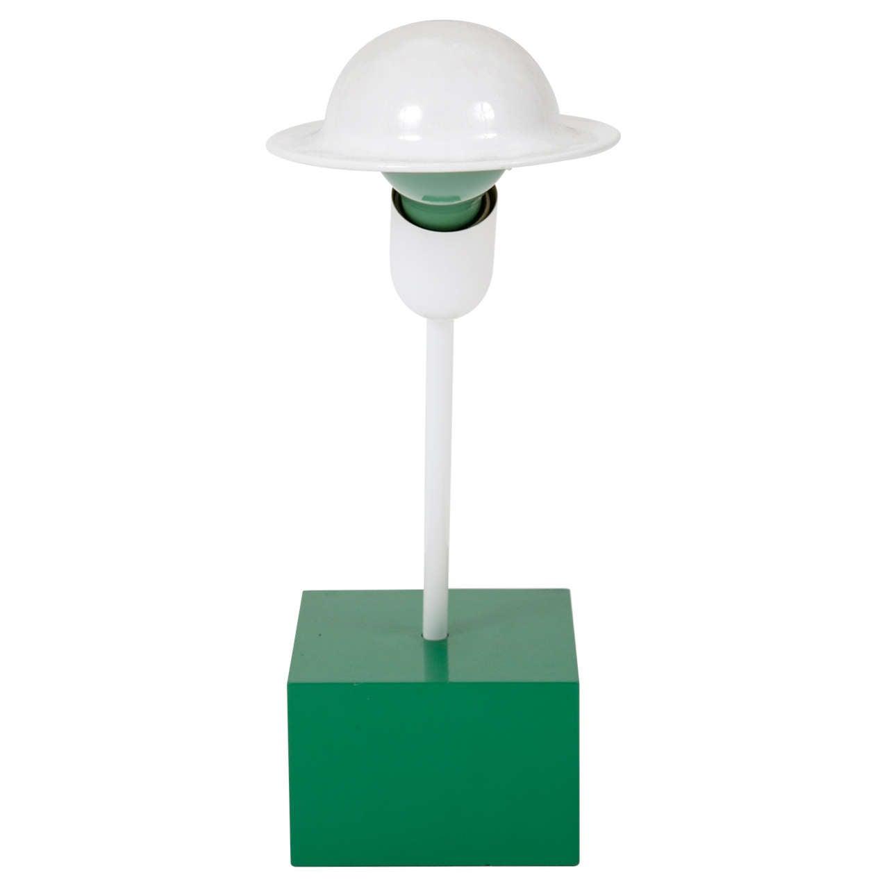 Ettore Sottsass For Stilnovo A Don Lamp Designed 1977