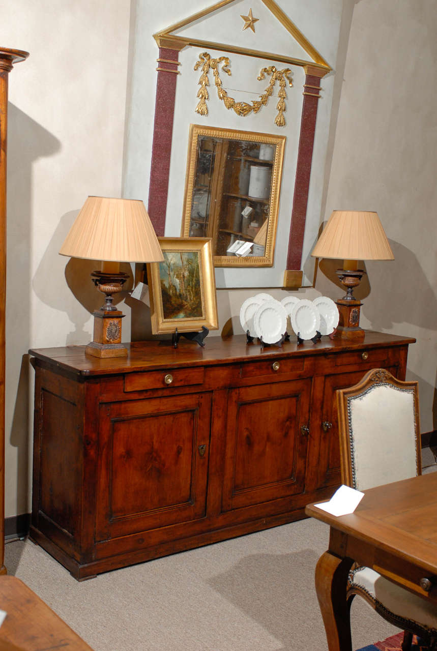 19th century louis philippe enfilade at 1stdibs. Black Bedroom Furniture Sets. Home Design Ideas