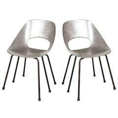 Pierre Guariche Prototype Chairs