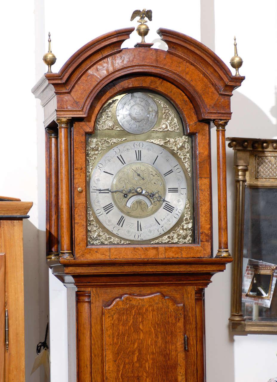 Tall case clock dating advice 3