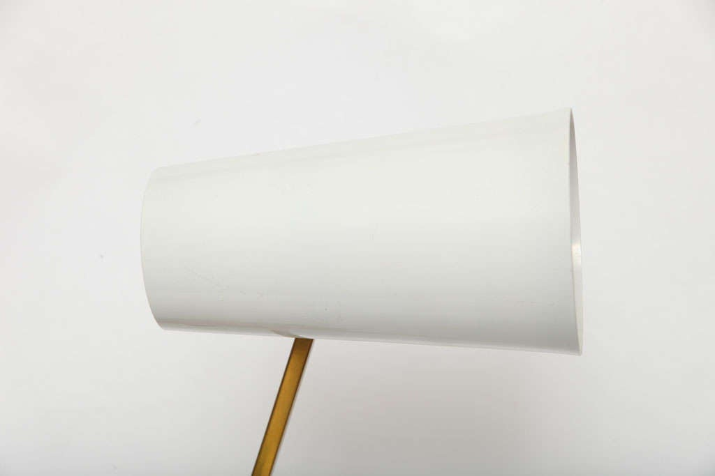 1950s Italian Articulated Table Lamp For Sale 2