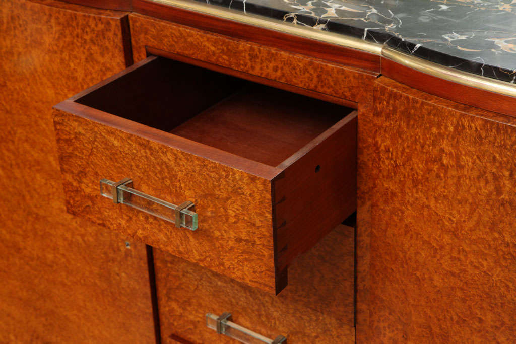 French Art Deco Style Sideboard At 1stdibs