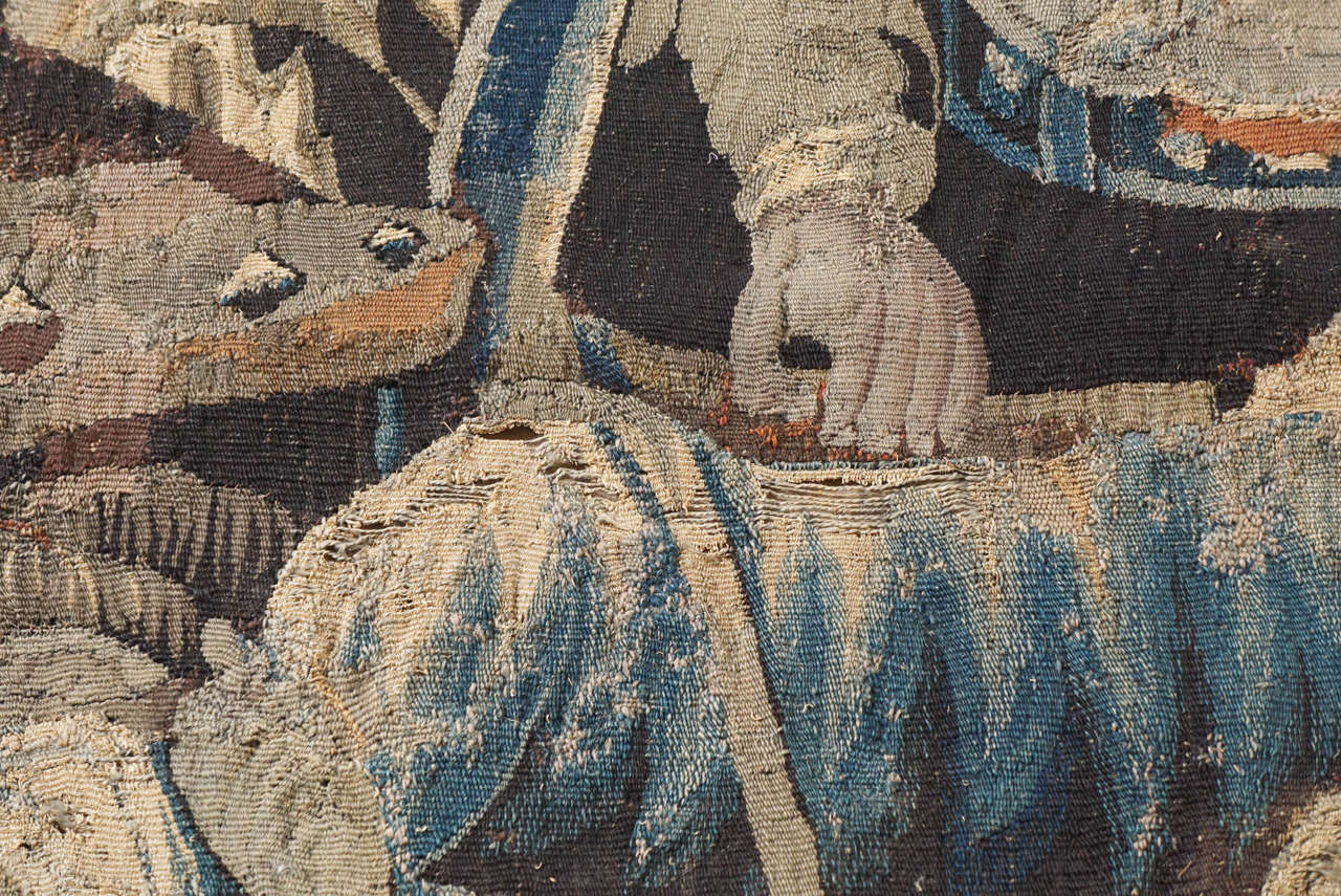 Large Aubusson Tapestry