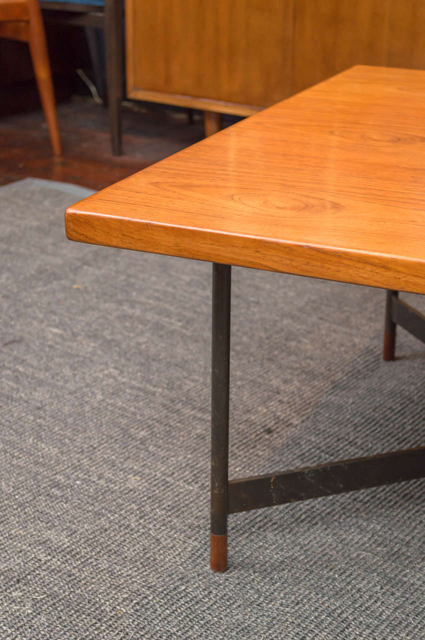 Mid-Century Modern Rare Finn Juhl Coffee Table For Sale