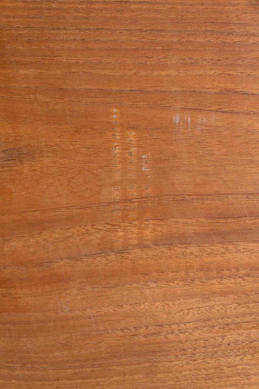 Rare Finn Juhl Coffee Table For Sale 1