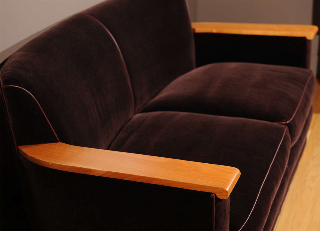 Jacques Adnet - Sofa For Sale 2