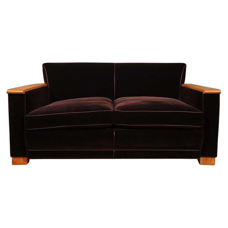 Jacques Adnet - Sofa 1