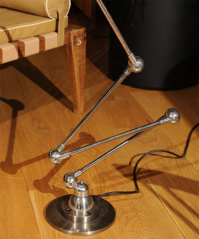 Mid-20th Century Jielde Lyon - Floor Lamp