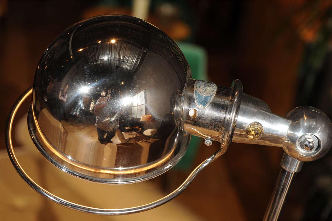 Aluminum Jielde Lyon - Floor Lamp