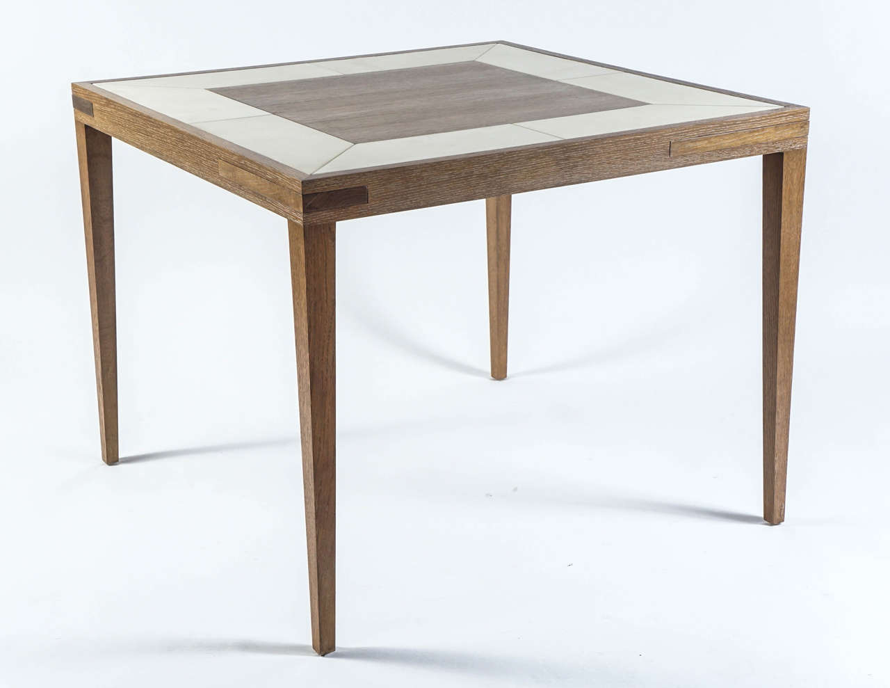 Round game tables - Game Table By Mattaliano For Holly Hunt 2
