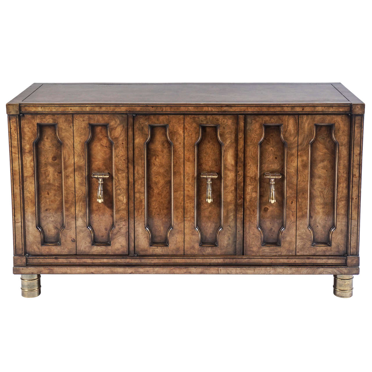Hollywood Regency Buffet By Mastercraft Furniture Company At 1stdibs