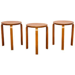 Swedish Stacking Stools