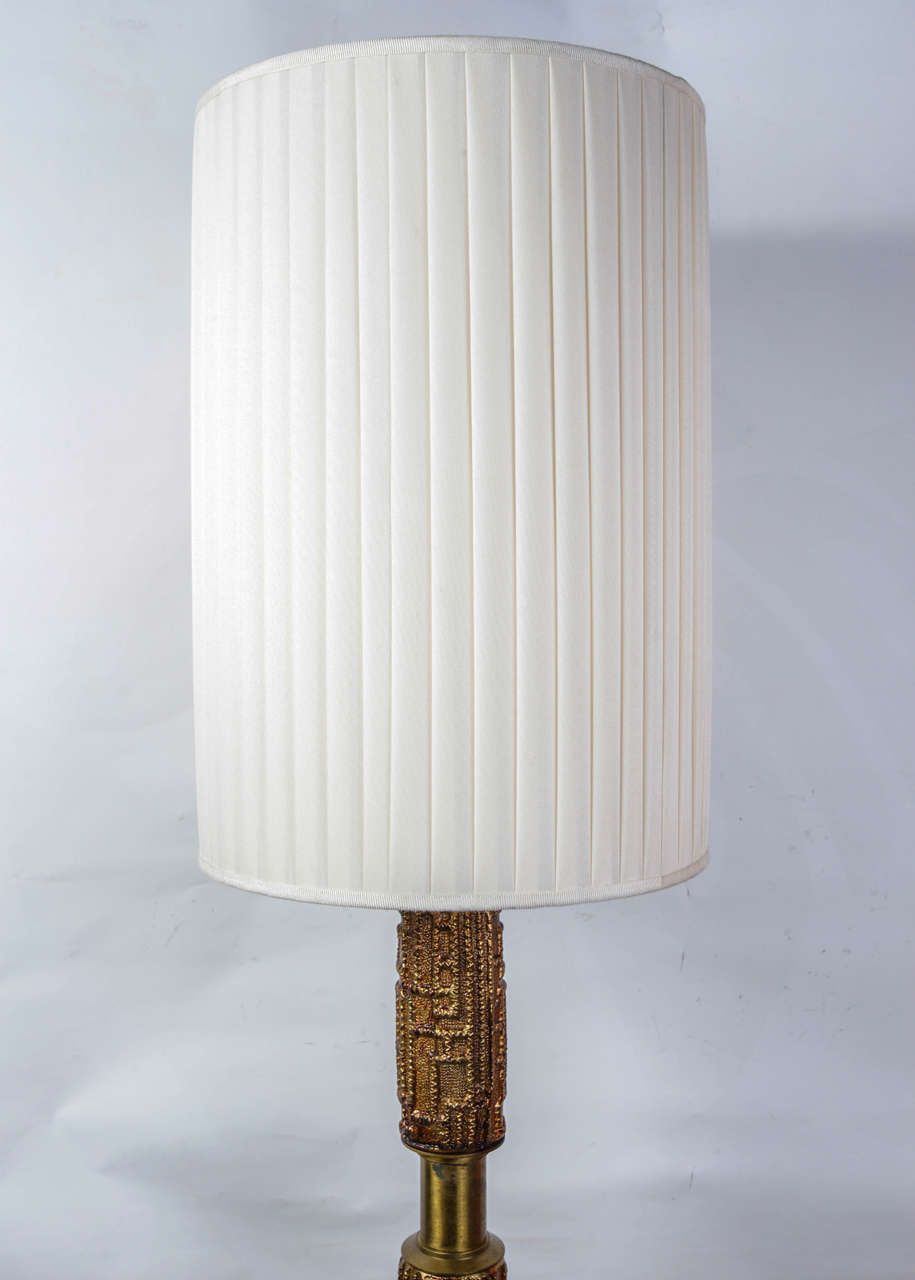 Pair of Lamps by Luciano Frigerio For Sale 1