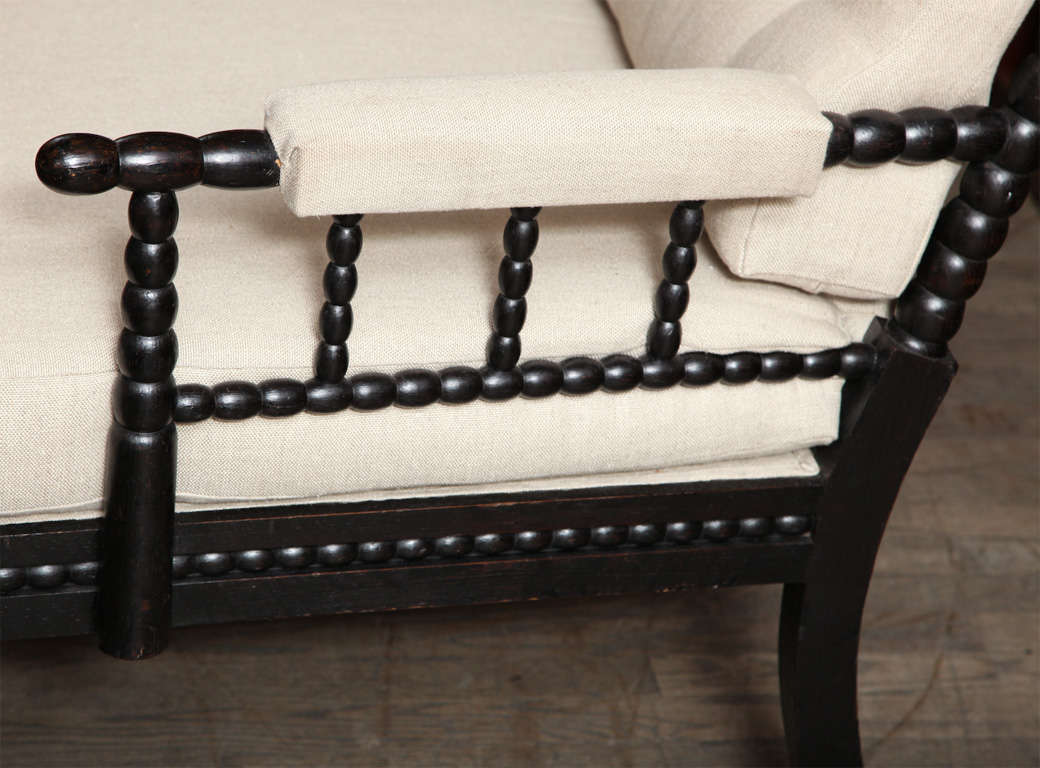 english 19th century bobbin chair at 1stdibs